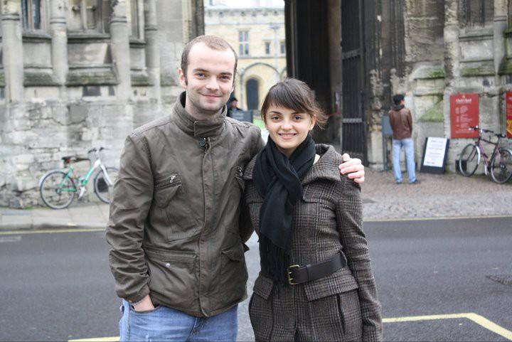 Cei doi tineri care au relansat debate-ul în România