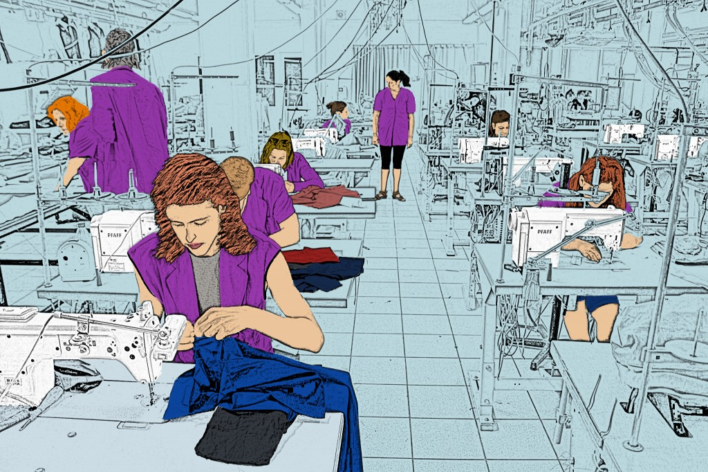 Made in Europe – Romanians exploited in the garment industry